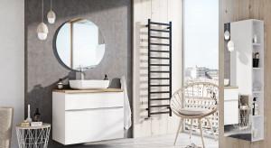 Nowoczesna łazienka: 10 kolekcji mebli