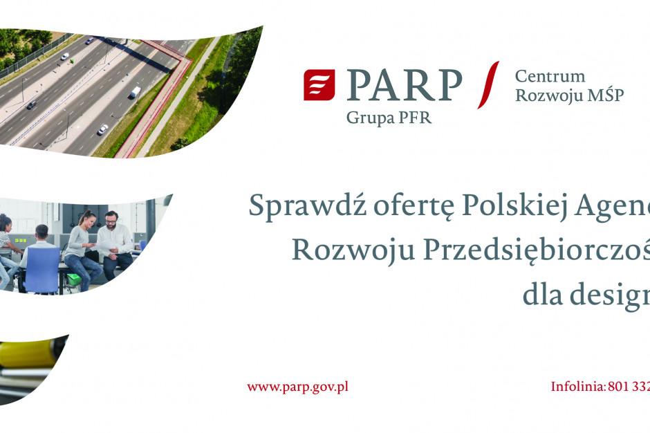 Warto wspierać wzornictwo:  PARP zaprasza na 4 Design Days