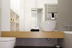 Blat w łazience: super pomysły z polskich domów