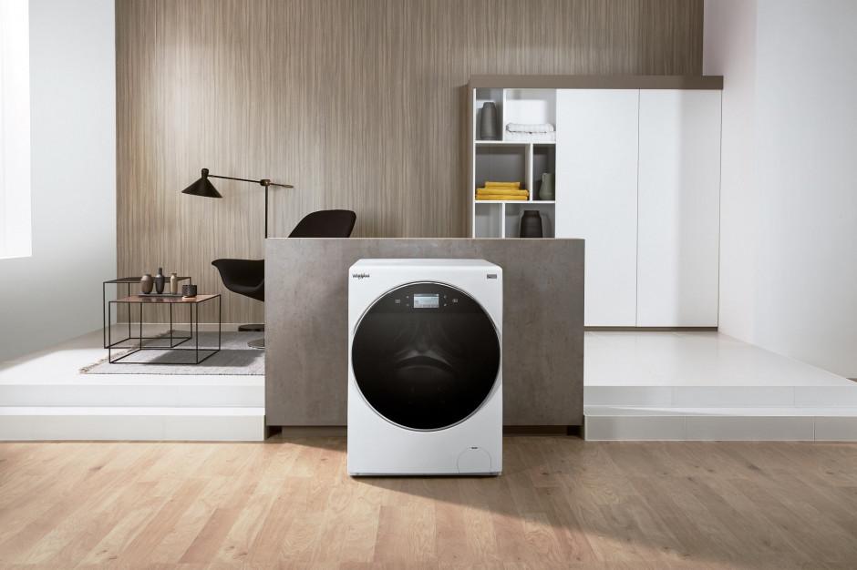 Inteligentne AGD: nowy model pralki