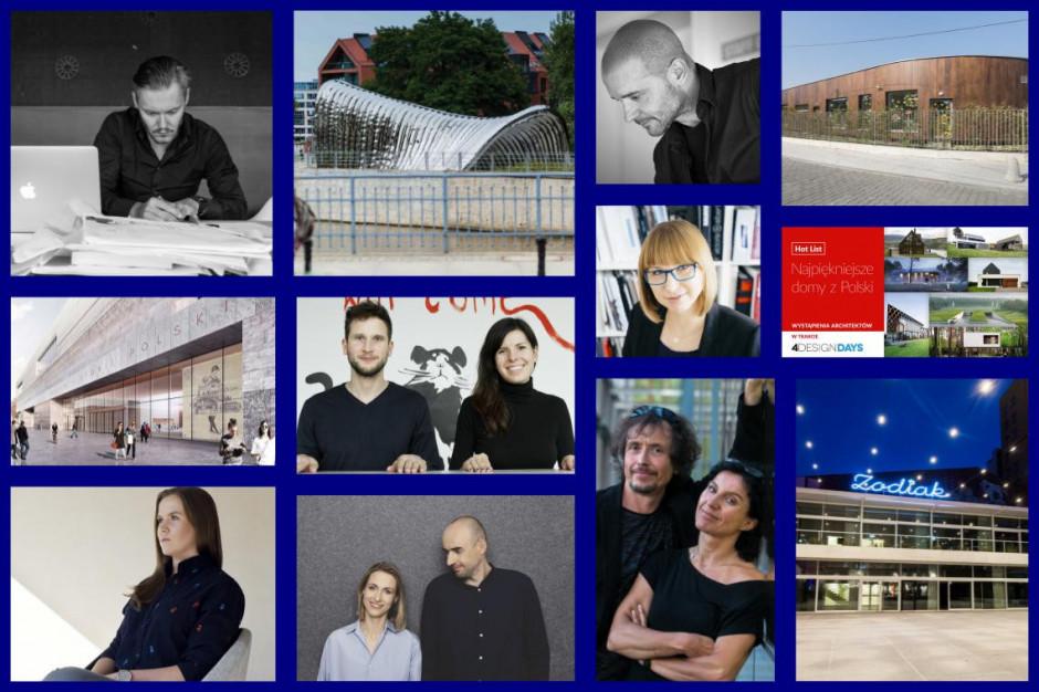 Najpiękniejsze polskie domy i projekty publiczne na 4 Design Days