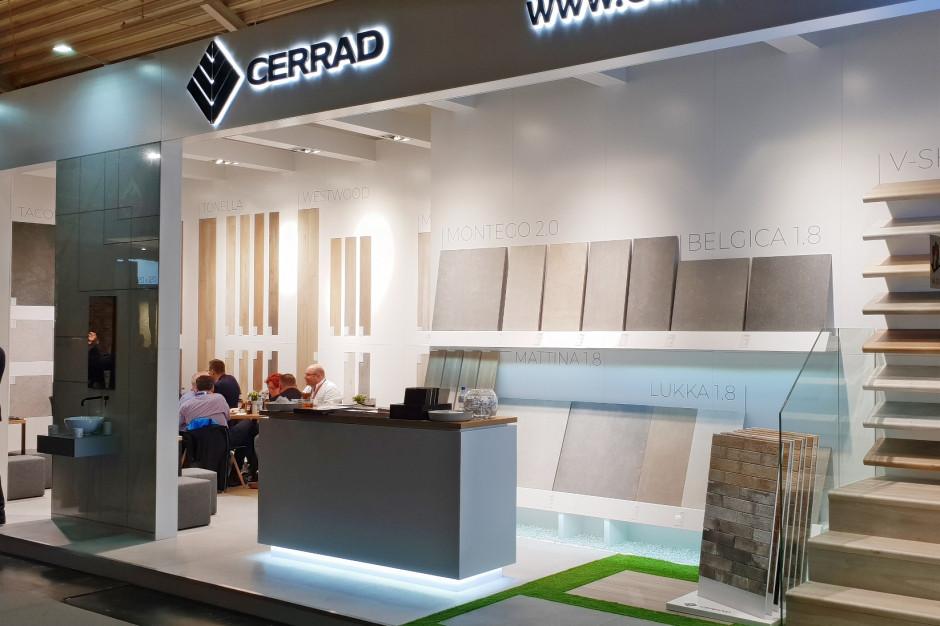 Zobacz jak prezentowało się stoisko firmy Cerrad na targach BAU