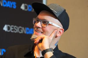 Tomasz Pągowski zaprasza na 4 Design Days 2019