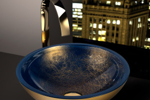 Design w łazience: piękne, niezwykłe umywalki