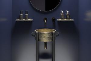 Glass Design zaprezentuje nową umywalkę Tondo Plus na ISH 2019