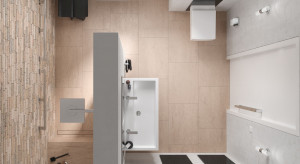 Łazienka (nie)trudna w urządzeniu: ekspert radzi jak sobie z nią poradzić