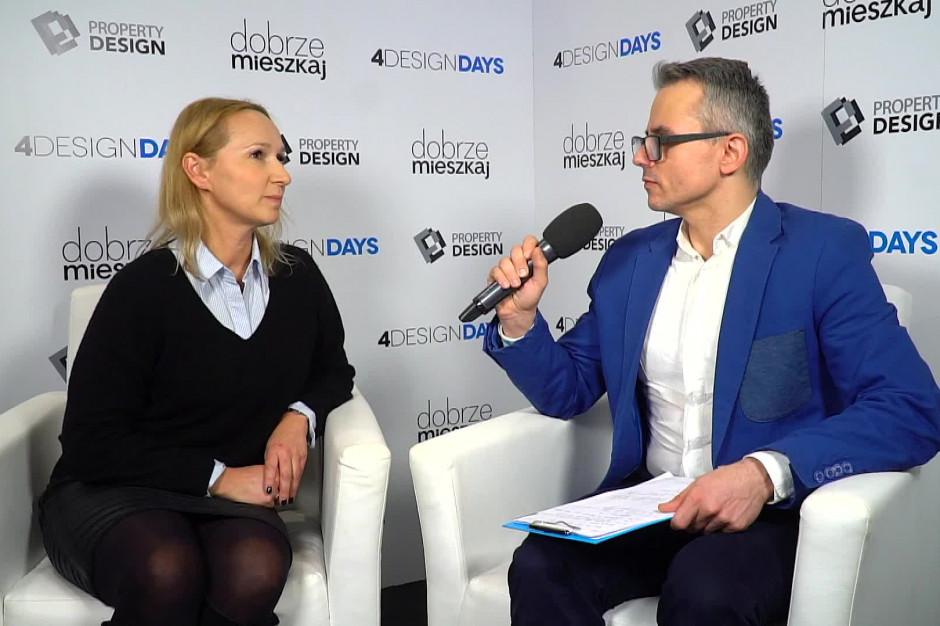 Joanna Dec-Galuk z Roca Polska opowiedziała o formule i zadaniu konkursowym 2. edycji One Day Design Challenge by Roca