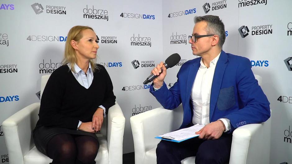 Joanna Dec-Galuk o zadaniu konkursowym Roca One Day Design Challenge