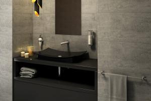 Piękna strefa umywalki: trzy różne aranżacje łazienek