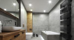 Szara łazienka: inspirujące projekty z polskich domów