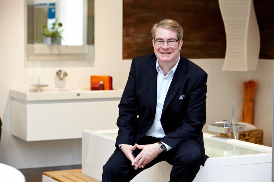 [ISH 2019] Jens Wischmann z VDS: kolor nieodzownym elementem łazienki lifestyle'owej
