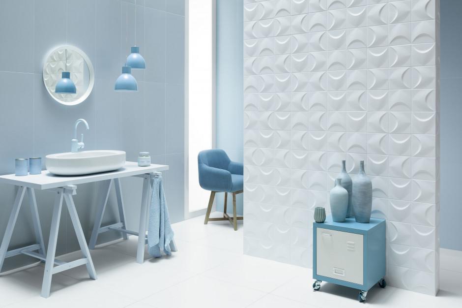 Trendy łazienkowe: modne kolory i motywy płytek ceramicznych