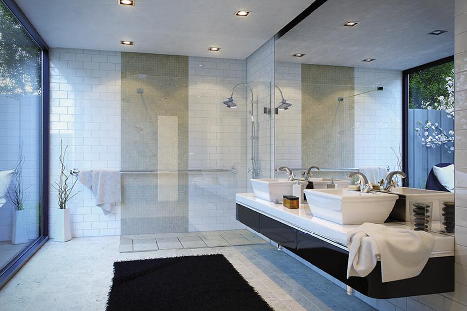 Aranżujemy Elegancka łazienka Postaw Na Minimalistyczny