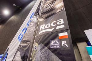 Zobacz, jak prezentowało się stoisko Roca na 4DD