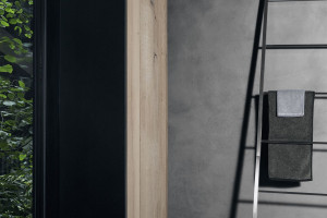 Czerń w łazience: nowa seria eleganckich akcesoriów