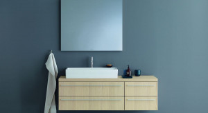 Meble łazienkowe: zobacz uniwersalne konsole meblowe