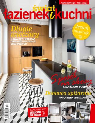 Świat Łazienek i Kuchni 5/2018