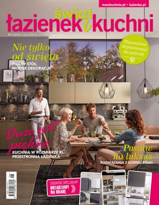 Świat Łazienek i Kuchni 6/2018