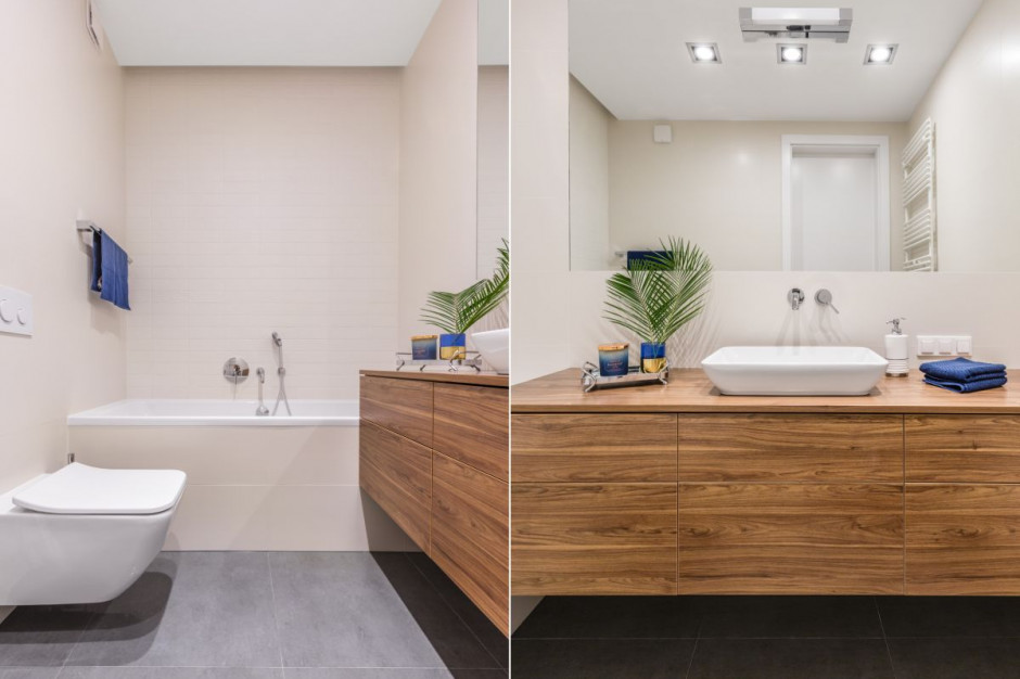 Architekt radzi: jak urządzić małą łazienkę?