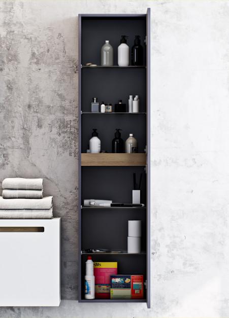 SENSO - kolekcja zmysłowych mebli łazienkowych / Defra