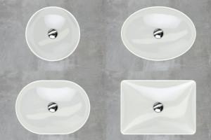 Seria umywalek KOŁO VariForm