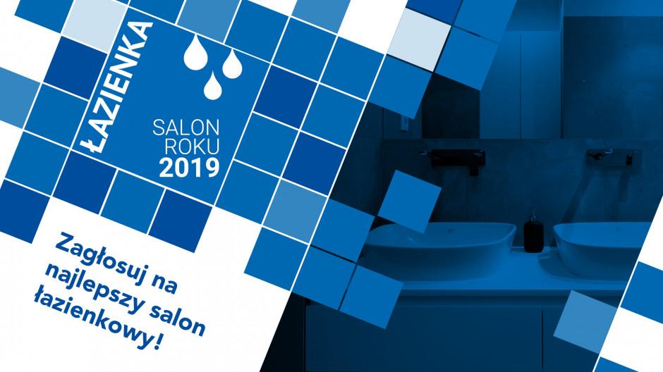 Pospiesz się i oddaj głos na najlepszy salon łazienkowy roku!