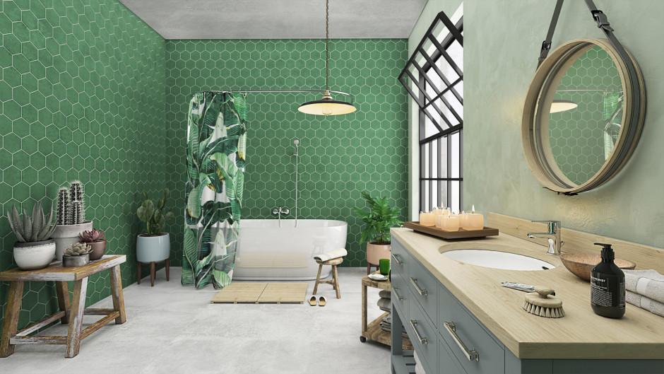 Aranżujemy Aranżacja łazienki 3 Różne Pomysły W Barwach
