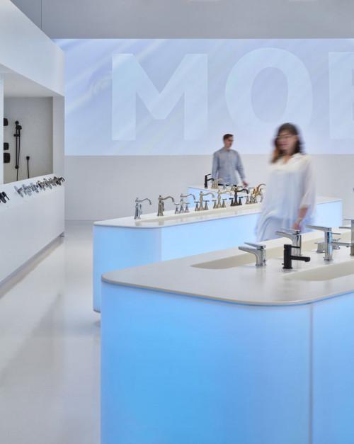 """""""Digitalny"""" showroom łazienkowy MOEN. Zobacz, jak cyfrowo odświeża się markę!"""