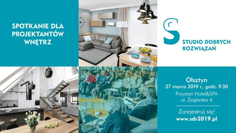 Już 27 marca Studio Dobrych Rozwiązań zawita do Olsztyna