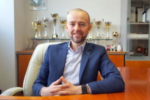 [FBŁiK] Adam Ptasiński, Synage, rozmawiać będzie o kierunkach rozwoju branży