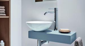 Mała łazienka: nowa odsłona umywalki na niewielki metraż