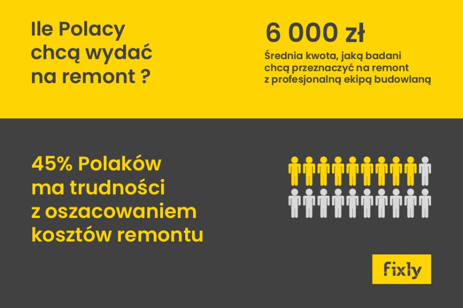 Jak remontują Polacy?