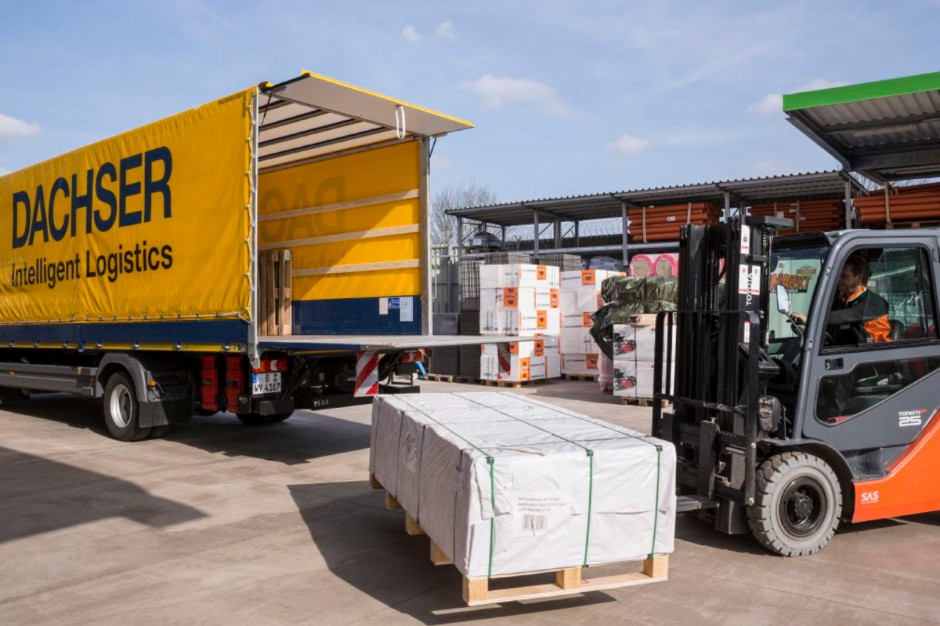 Dachser DIY-Logistics partnerem wydarzenia FBŁiK