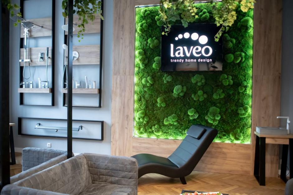 Marka Laveo z łazienkowym showroomem w zabytkowej kamienicy