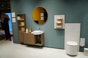 Stoiska firm z branży łazienkowej na ISH. Zobacz co zaprezentowały!