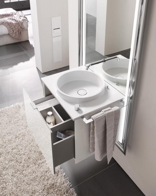 Urządzamy małą łazienkę: to proponują producenci