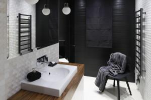 Nowoczesna łazienka: świetne projekty z polskich domów