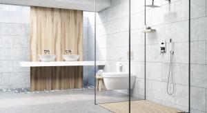 Nowoczesna łazienka: postaw na baterie podtynkowe