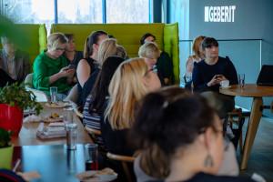 [Fotorelacja] Piątkowe śniadanie prasowe z Geberitem