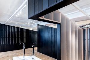 Zobacz showroom łazienkowy zaprojektowany z myślą o projektantach i architektach