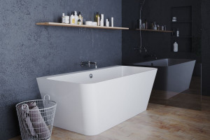 Strefa kąpieli: nowa kolekcja wanien z cienkimi ściankami