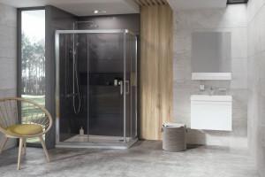 Kabiny prysznicowe: 12 modnych modeli