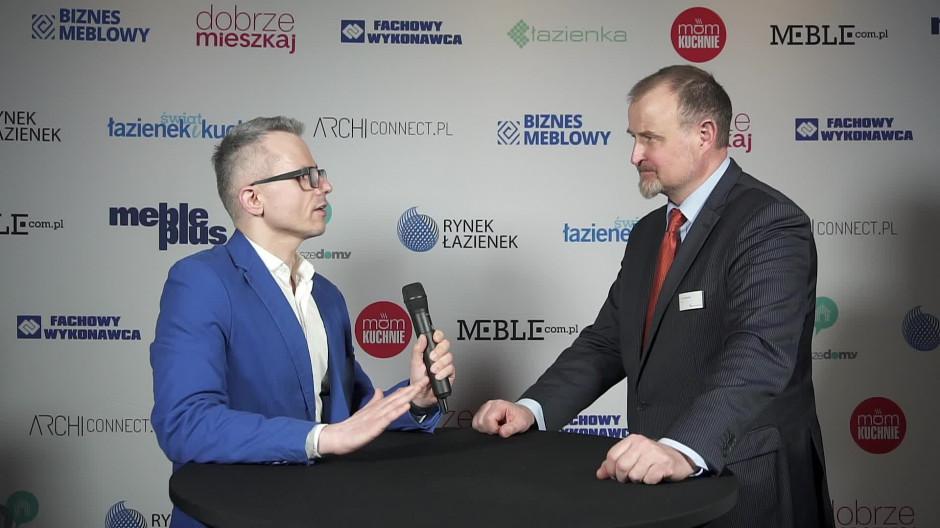 Piotr Łukaszewicz, Polskie Przedstawicielstwo Messe Frankfurt, o wystawianiu się na targach ISH