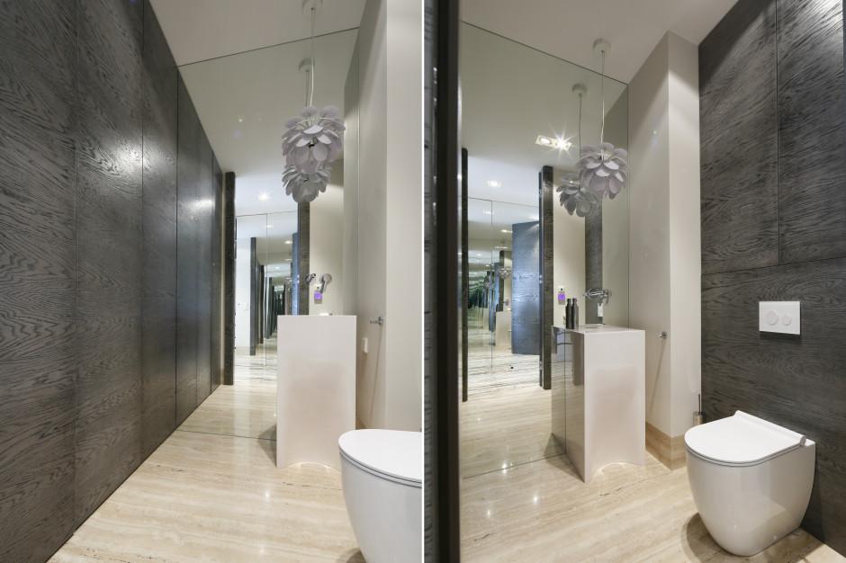 Toaleta dla gości: 5 pomysłów z polskich domów