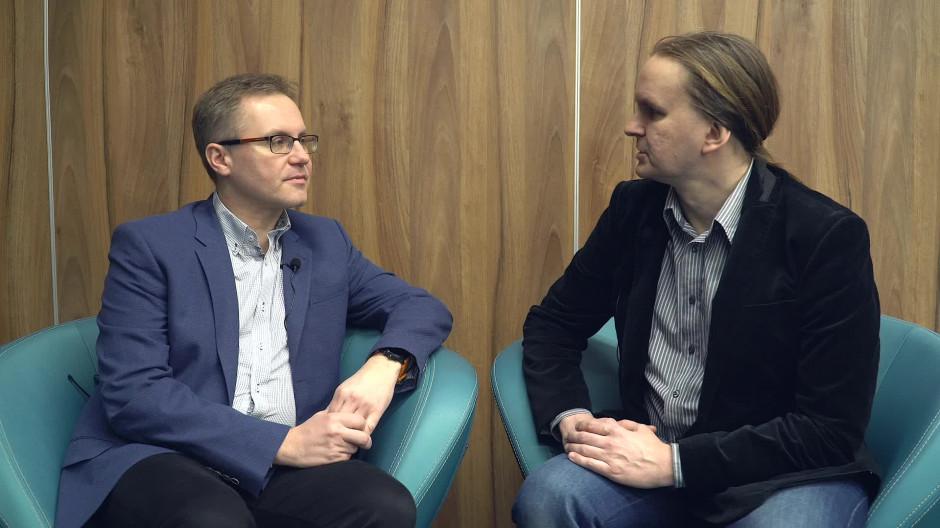 [SDR] Robert Skomorowski z Purmo mówi o zmieniającej się roli grzejników łazienkowych