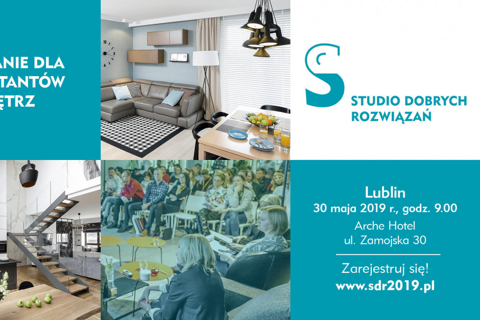 Studio Dobrych Rozwiązań zawita do Lublina