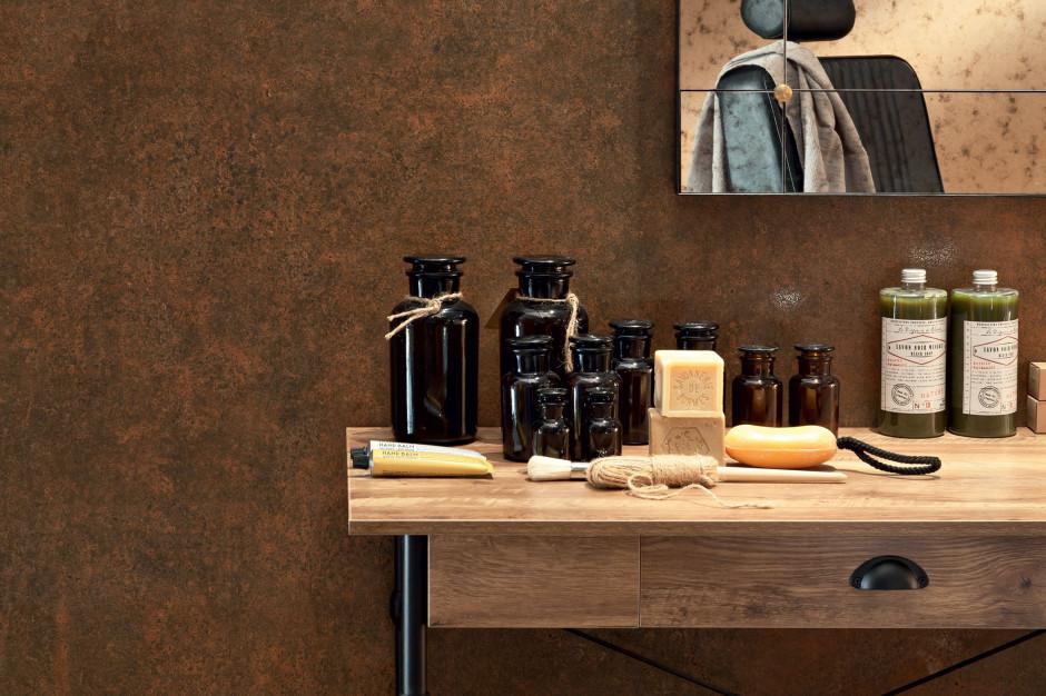Nowa kolekcja Rust Stain od Ceramiki Tubądzin