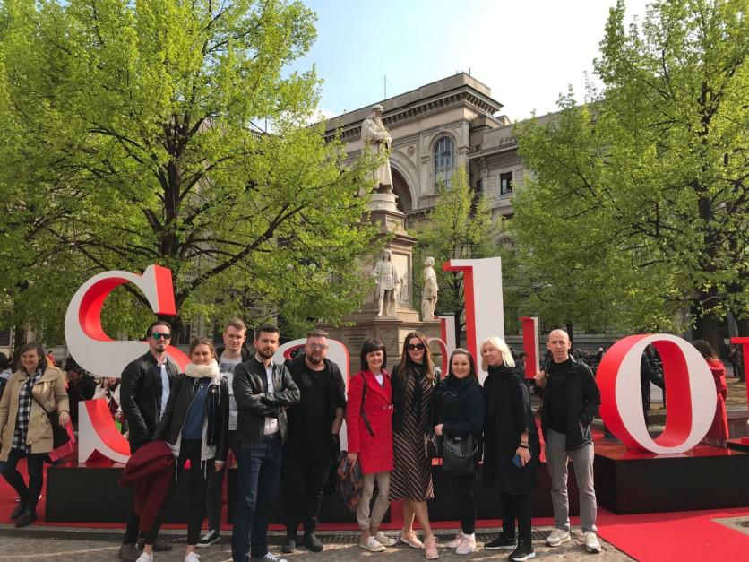 Laureaci Tubądzin Design Awards świętują zwycięstwo w Nowym Jorku i Mediolanie
