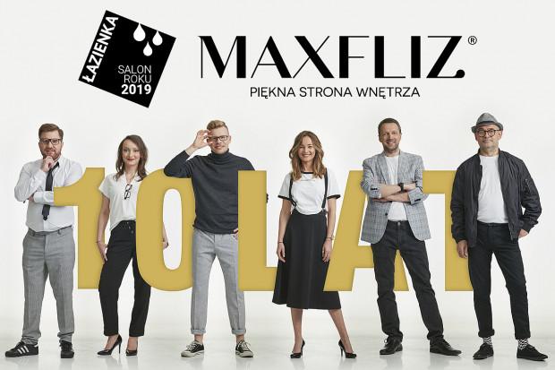 Maxfliz Wrocław już 10 lat na rynku