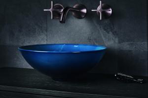 5 modeli kolorowych umywalek